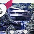 Day Trips:  Falling Water in Pennsylvania