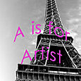 A is for Artist Carousel