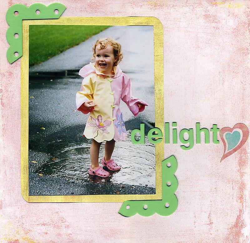 Take Delight 1