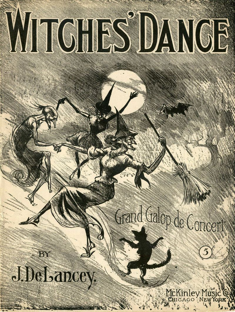 Witches Dance Cover