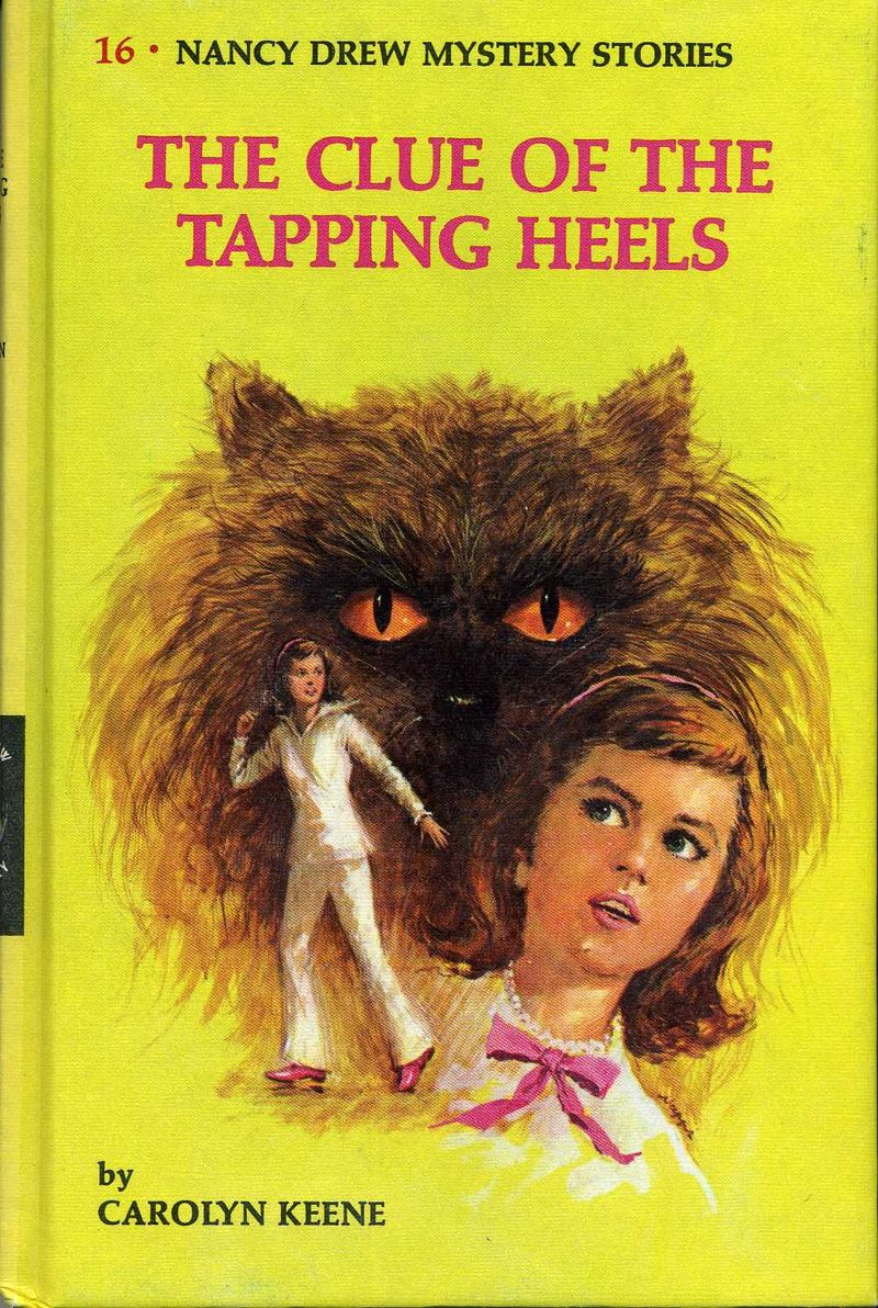 Nancy Drew Tapping Heels 16001