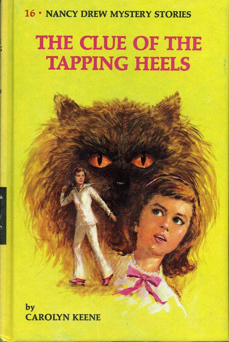 Nancy Drew Tapping Heels 16001