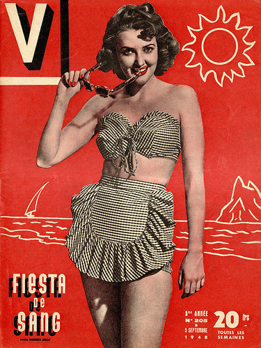 French pin up 3
