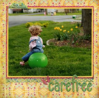 Carefree LO 2 no names