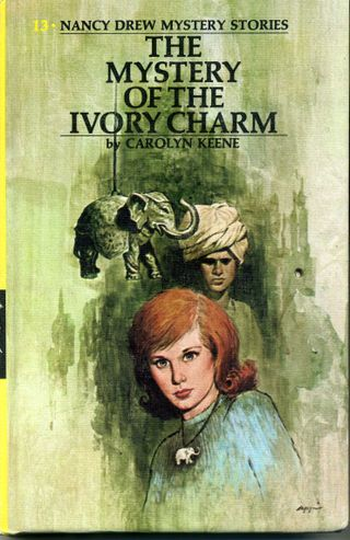 Nancy Drew Mystery of the Ivory Charm002