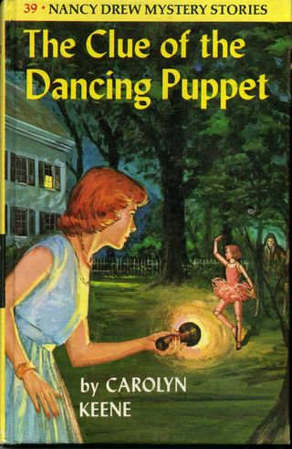 Nancy Drew Clue of the Dancing Puppet001