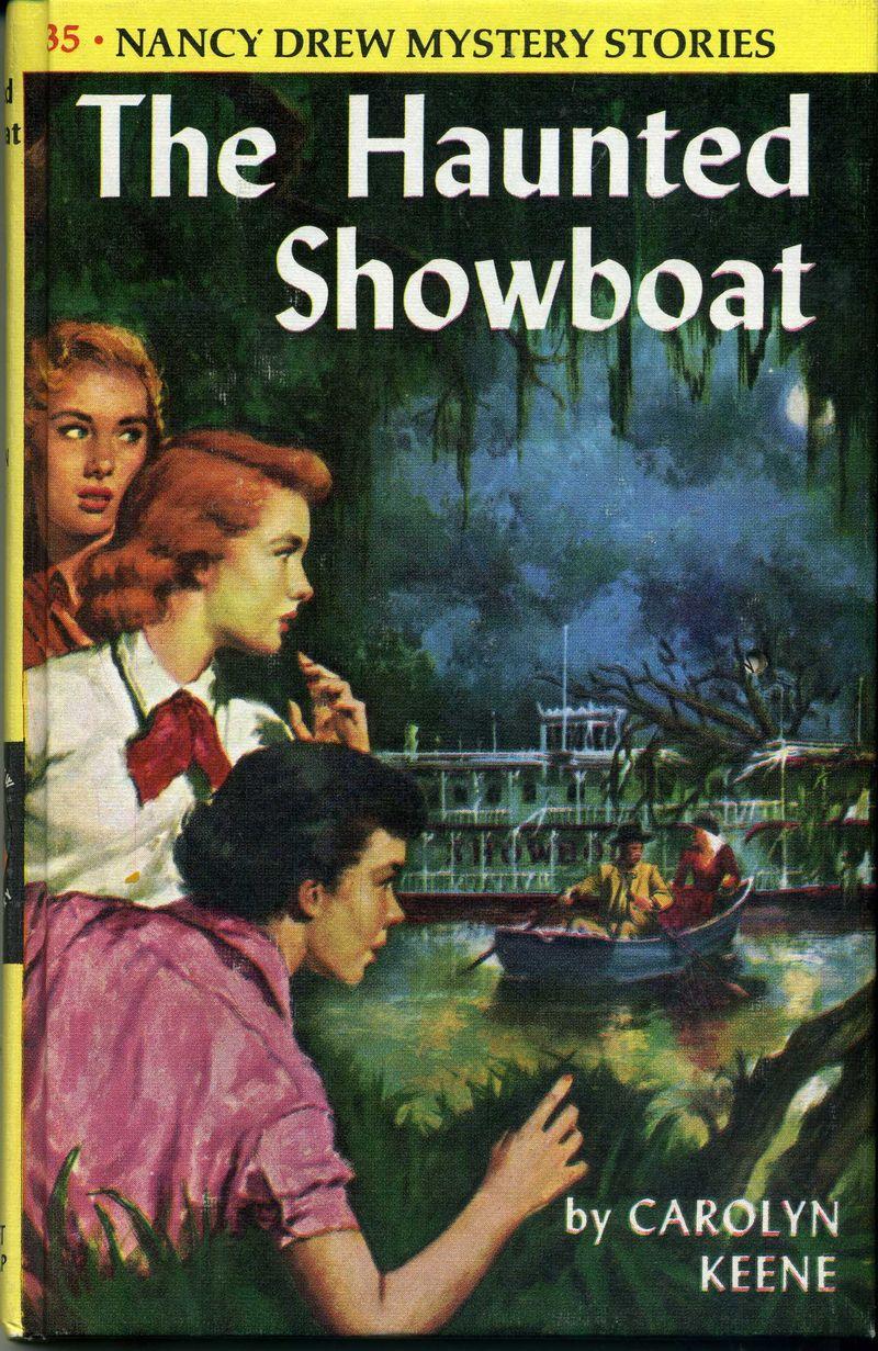 Nancy Drew The Haunted Showboat001