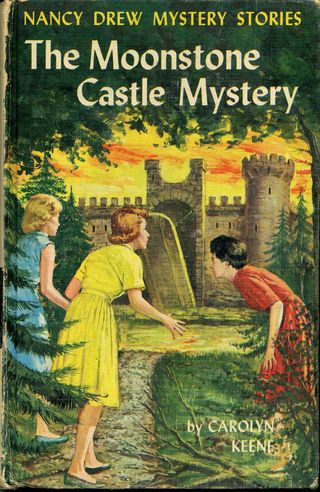 Nancy Drew Moonstone Castle Mystery001
