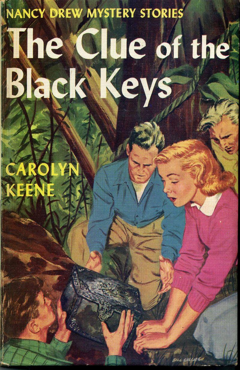 Nancy Drew Clue of the Black Keys001
