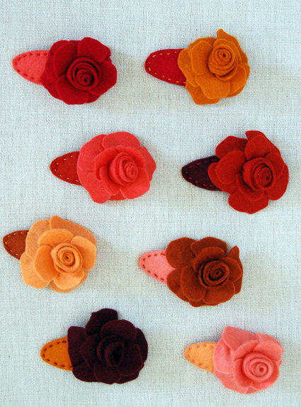 Rose-Barrette-dine