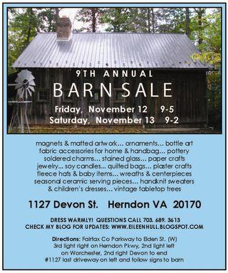 Eileen Barn Sale