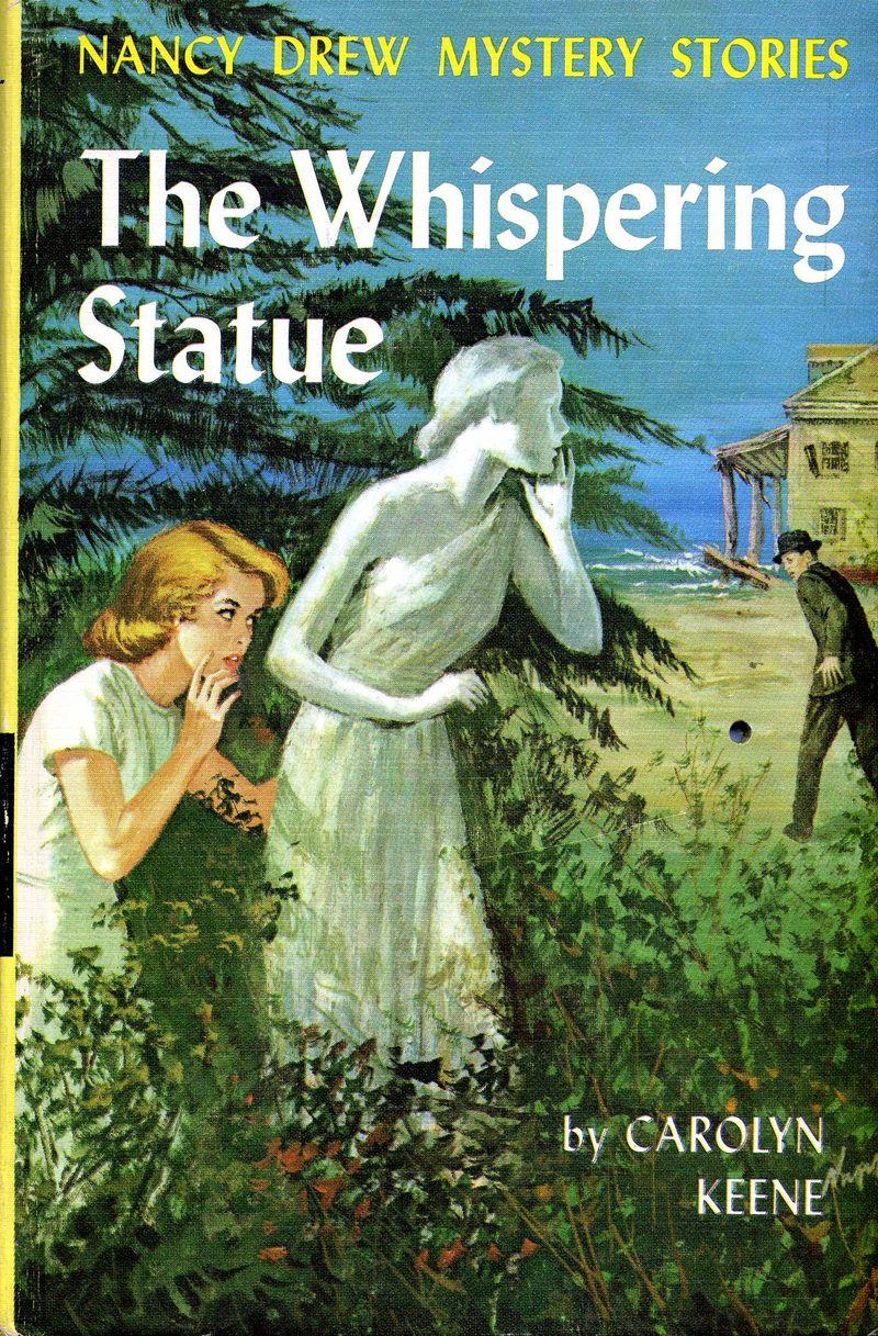 Nancy Drew Whispering Statue 2010001