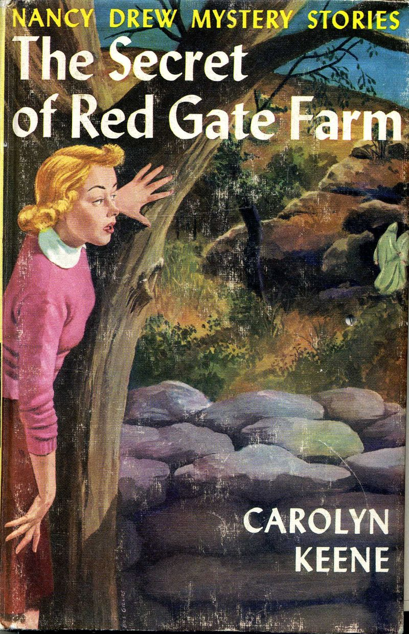 Nancy Drew Secret of Red Gate Farm 2010001