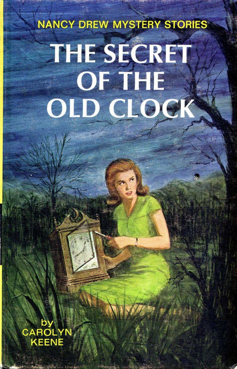 Nancy Drew Secret of the Old Clock Dec 2010002