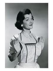 Housewife apron