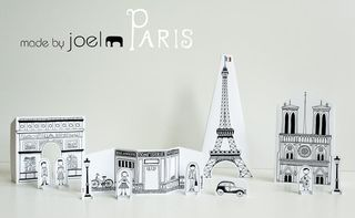 Paper City Paris J