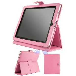 Ipad pink case