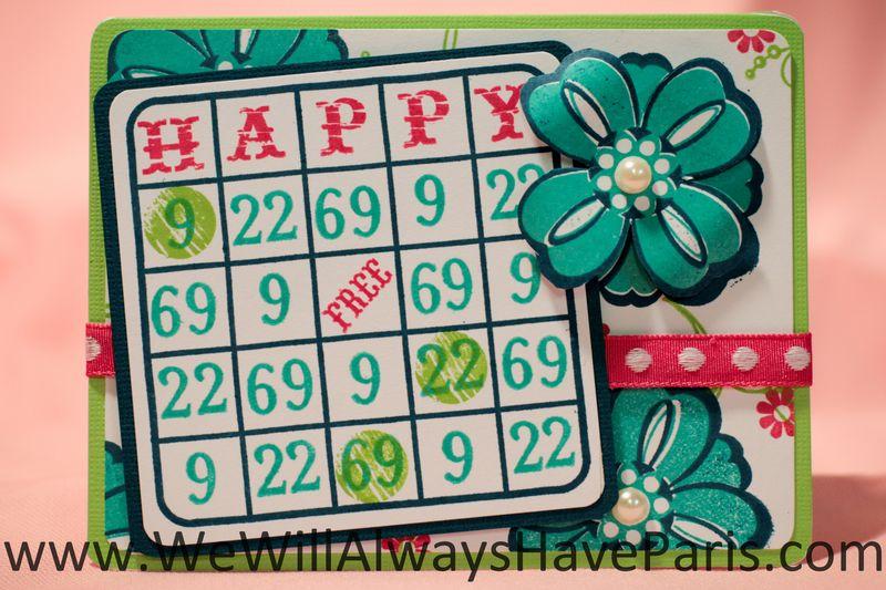 CTMH Bingo Alphabet (1 of 2)