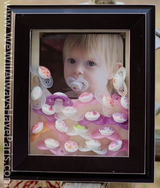 Baby A Pacifier Memory Box (5 of 2)