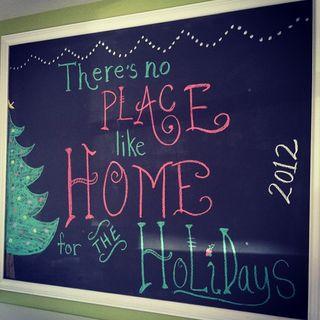 Chalkboard Dec 2012