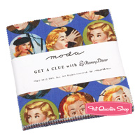 Nancy Drew Fabric