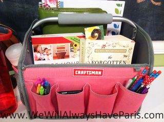 Craftsman Tool Tote (2 of 1)