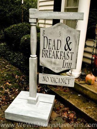 Dead & Breakfast (1 of 1)