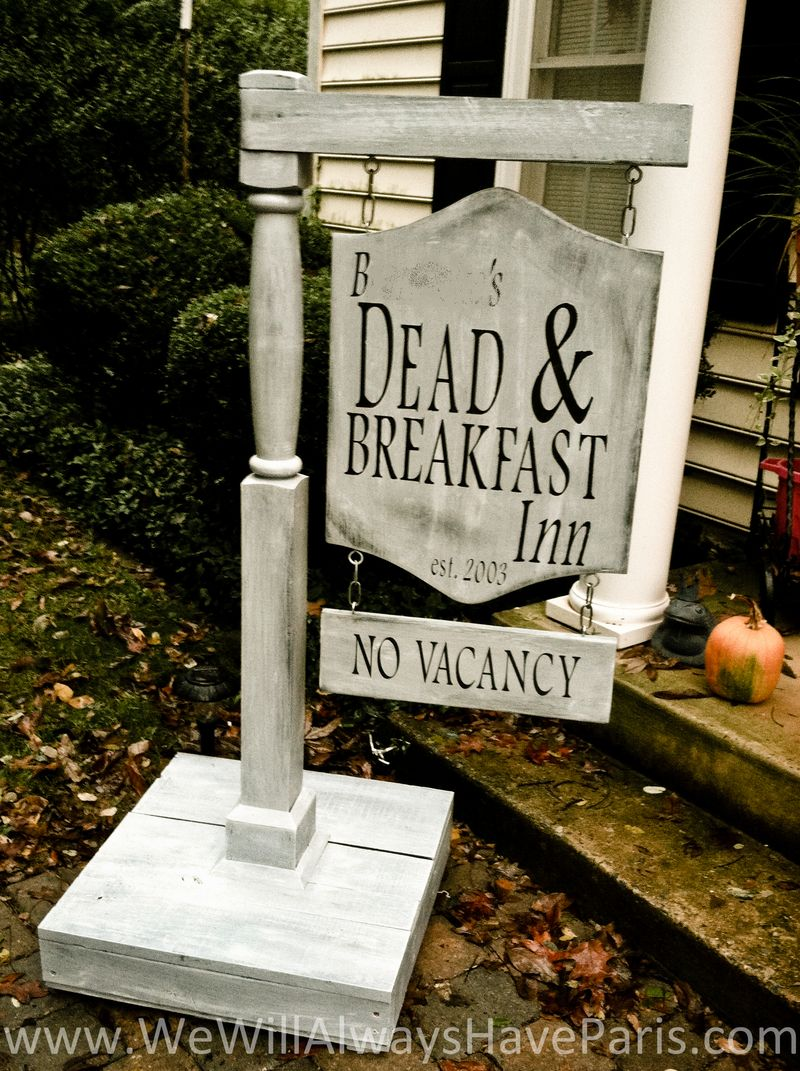 Dead & Breakfast (1 of 1)