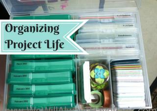 Organizing Project Life