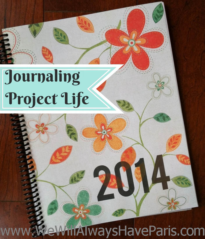 Project Life Journaling-1