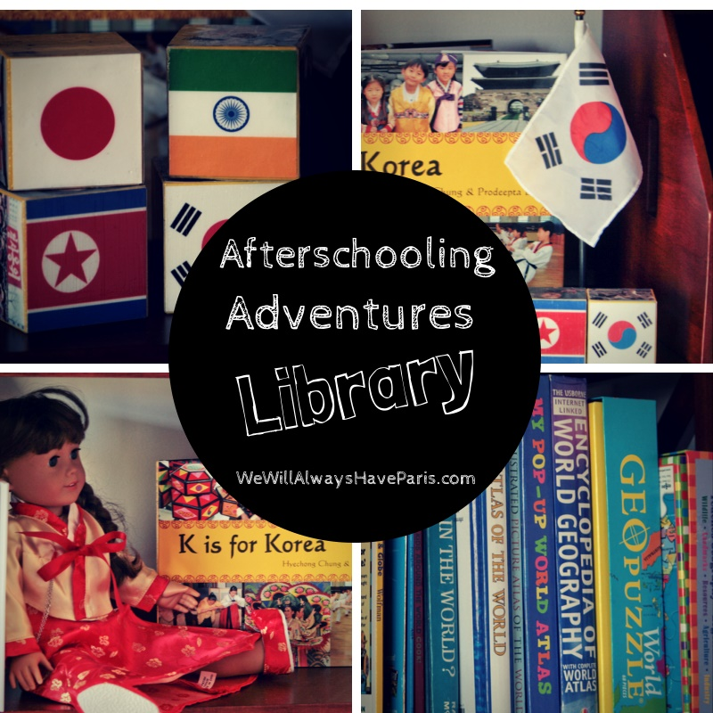 Afterschooling Adventures Library