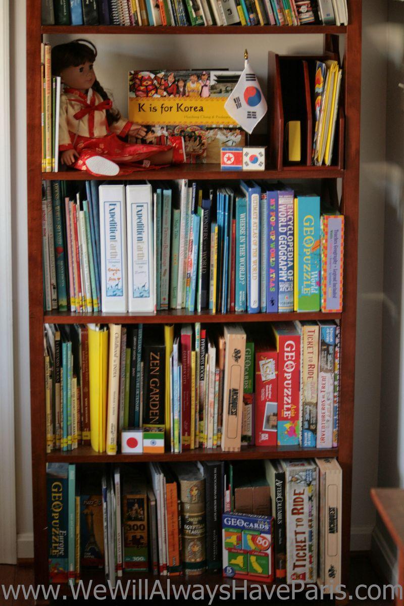 WWAHP Geography Bookshelf-1