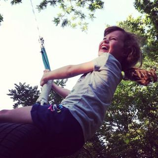 Instagram Tire Swing