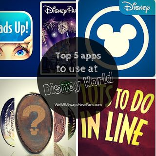 WWAHP Top 5 Disney Apps