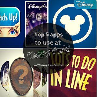 WWAHP Top 5 Disney Apps