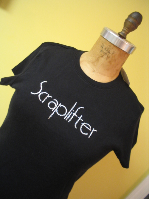 Scraplifter Bling T-Shirt