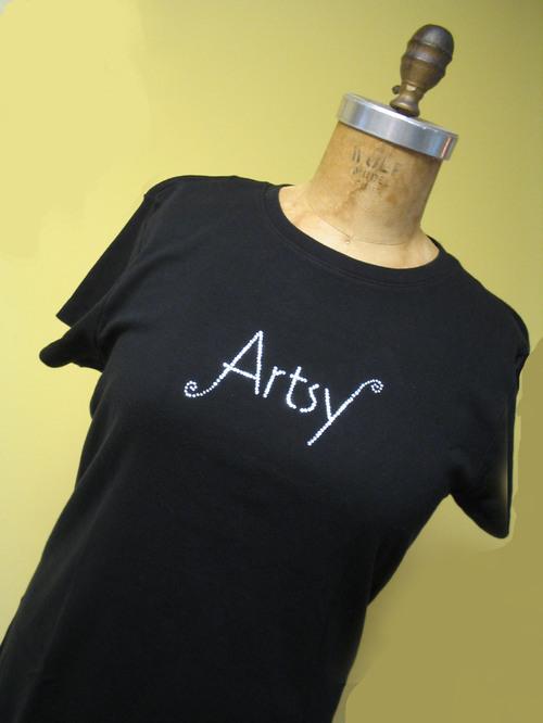 Artsy Bling T-Shirt