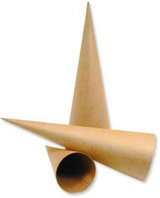 Paper Cones - Set of 3