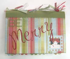 Be Merry Holiday Organizer