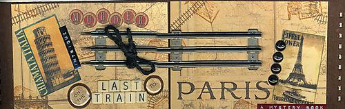 Murder On The Last Train To Paris