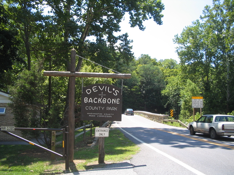 essays on the devils backbone